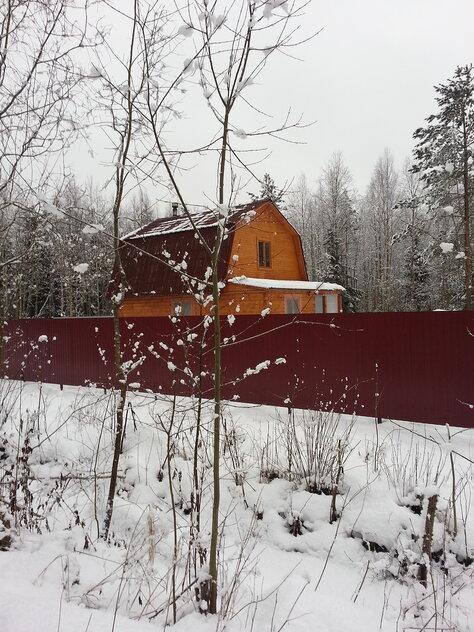 Забор от Заборчикофф в Пупышево
